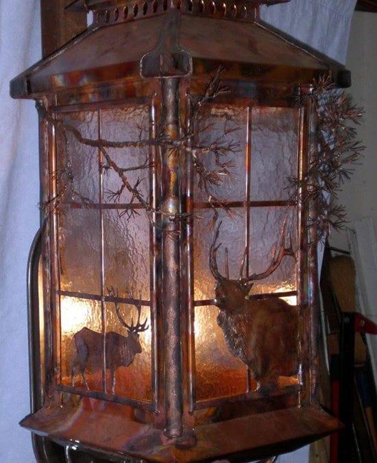 Elk Lantern